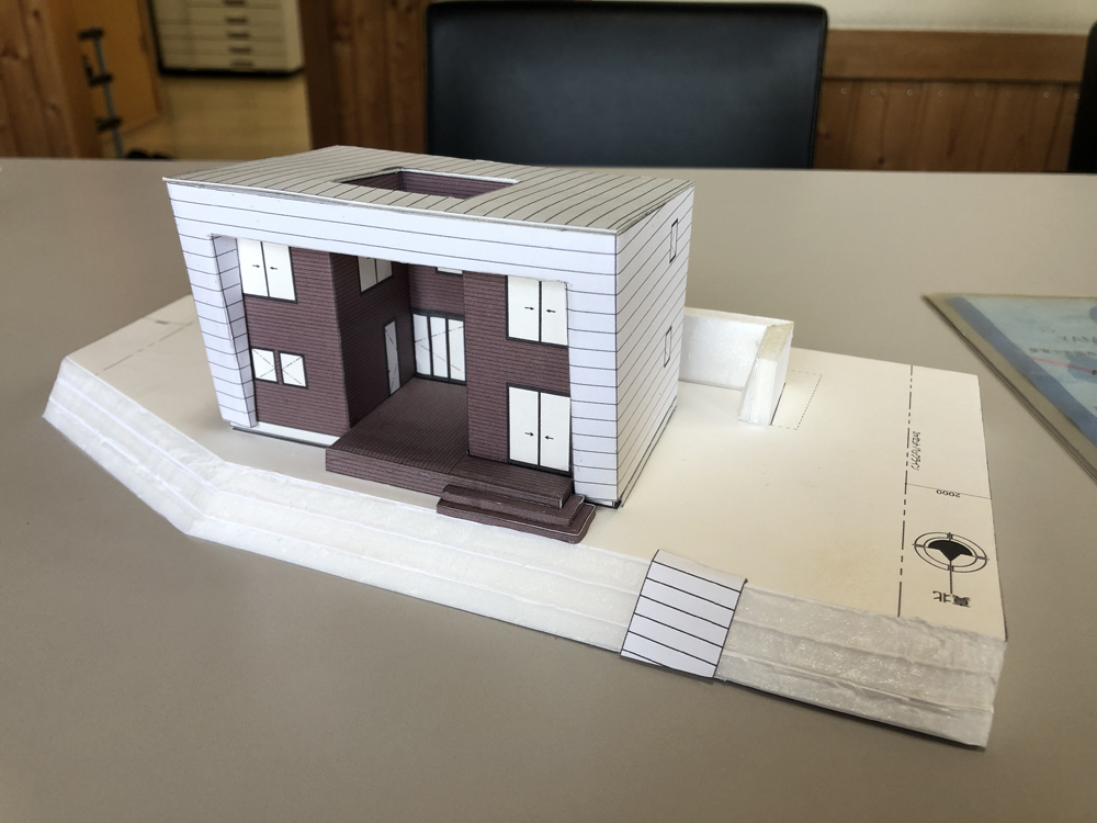 山中湖の建売住宅 PLAN B